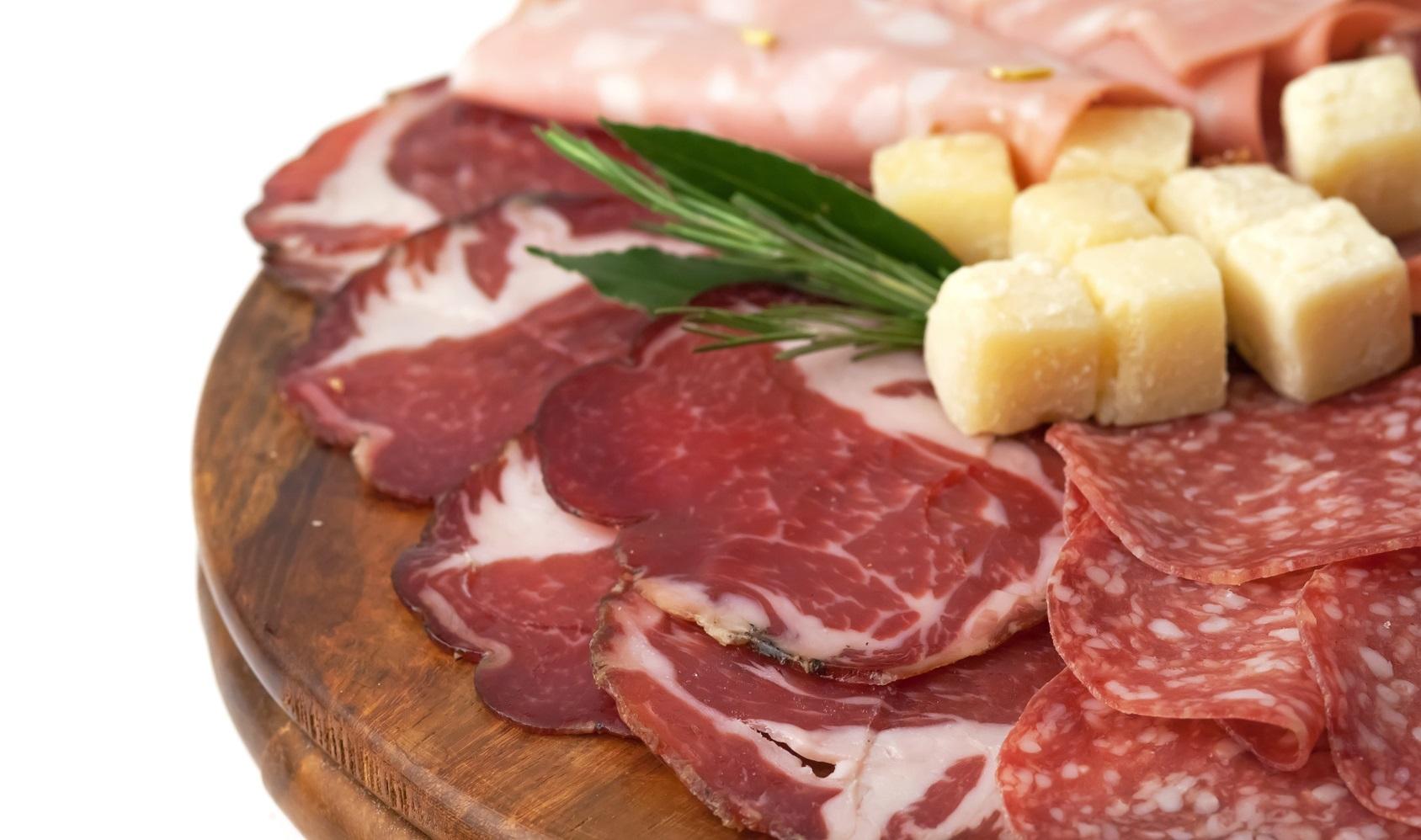 Italian antipasto